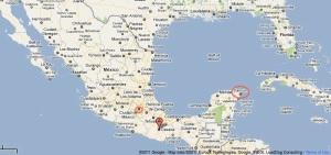 MapofMexico